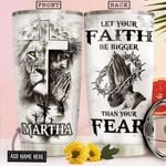 Faith Personalized NNR2212010 Stainless Steel Tumbler