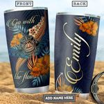 Turtle Personalized PYR2212016 Stainless Steel Tumbler
