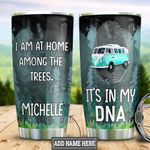 Personalized Camping Home DNZ2212005 Stainless Steel Tumbler