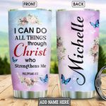 Faith Personalized HHS2212004 Stainless Steel Tumbler