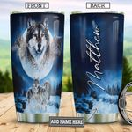 Wolf KD4 Personalized TAA2212005 Stainless Steel Tumbler