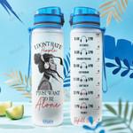 Introvert KD4 THA2212007 Water Tracker Bottle