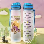 Introvert KD4 THA2212009 Water Tracker Bottle