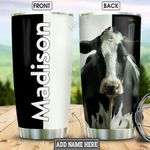Dairy Cattle Personalized HHR2312007 Stainless Steel Tumbler