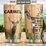 Deer Personalized HHR2312008 Stainless Steel Tumbler
