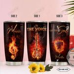 Electric Guitar Personalized NNR2312009 Stainless Steel Tumbler
