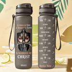 Woman Faith THA2312013 Black Water Tracker Bottle