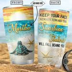 Turtle Personalized NNR2312016 Stainless Steel Tumbler