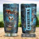 Ape Glass Style Personalized KD2 BGM2312001 Stainless Steel Tumbler