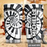 Personalized Piano DNZ2312012 Stainless Steel Tumbler