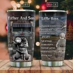 Father And Son Trucker In The Future KD2 HAL2312002 Stainless Steel Tumbler