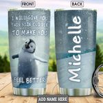 Penguin KD4 Personalized HHA2412006 Stainless Steel Tumbler