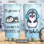 Penguin KD4 Personalized TAA2412013 Stainless Steel Tumbler