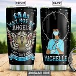 Black CNA Personalized HHA2412001 Stainless Steel Tumbler