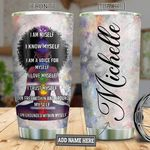 BW Meditation Personalized TAA2412010 Stainless Steel Tumbler