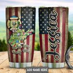 Personalized West Virginia HLZ2412013 Stainless Steel Tumbler