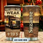 Truck East Bound And Down Personalized KD2 MAL2412014 Stainless Steel Tumbler