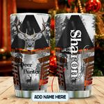 Deer Hunting Personalized KD2 MAL2412003 Stainless Steel Tumbler
