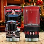 Truck Red And Blue KD2 MAL2412015 Stainless Steel Tumbler