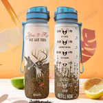 Deer Couple KD4 THA2512009 Water Tracker Bottle