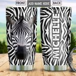 Zebra Personalized HHA2512021 Stainless Steel Tumbler