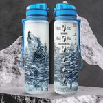 Wolf THA2512016 Water Tracker Bottle