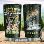 Personalized Fishing More DNB2512007 Stainless Steel Tumbler