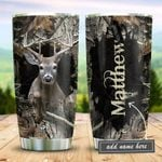 Deer Personalized KD2 BGM2612001 Stainless Steel Tumbler