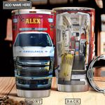 EMS Personalized NNR2612001 Stainless Steel Tumbler