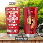 Firefighter Personalized HHA2612003 Stainless Steel Tumbler