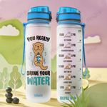 Otter KD4 THA2612013 Water Tracker Bottle