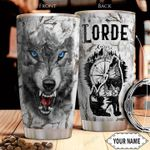 Wolf Personalized THA2812007 Stainless Steel Tumbler