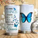 Butterfly THA2812001 Stainless Steel Tumbler