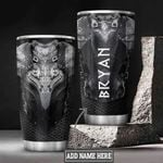Personalized Knight Templar Amor Style DNB2812007 Stainless Steel Tumbler