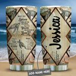 Turtle You Are My Sunshine Personalized KD2 HNL2812010 Stainless Steel Tumbler