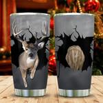 Deer Crack KD2 MAL2812003 Stainless Steel Tumbler