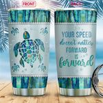 Turtle Jewelry Style Forward Is Forward KD2 BGM2912005 Stainless Steel Tumbler