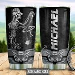 Personalized Trucker 18 To Life HLB3012010 Stainless Steel Tumbler