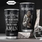 Women Faith Personalized THA3012032 Stainless Steel Tumbler