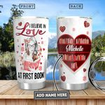 Book Personalized HHA3012018 Stainless Steel Tumbler