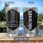 Golf Personalized HHA3012021 Stainless Steel Tumbler