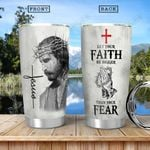 Faith Jesus HHA3012020 Stainless Steel Tumbler