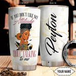 BW KD4 Personalized THA3012025 Stainless Steel Tumbler
