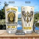 Faith Personalized NNR3012008 Stainless Steel Tumbler