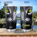 Cat Personalized NNR3012006 Stainless Steel Tumbler