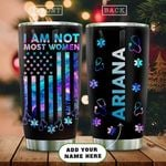 Personalized Nurse Types HAB3012020 Stainless Steel Tumbler