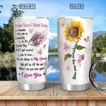 Widow Butterfly HHA3112010 Stainless Steel Tumbler