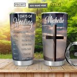 Healing Bible KD4 Personalized HHA3112006 Stainless Steel Tumbler