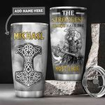 Viking Personalized HHA3112009 Stainless Steel Tumbler