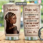 Personalized To Strong Black Women BGM0401005Z Stainless Steel Tumbler